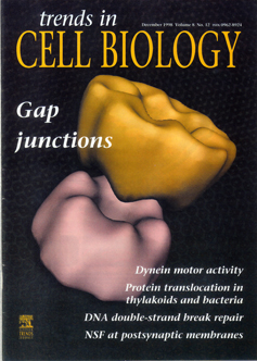 Cell Biology Cover 1998