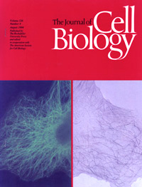 Cell Biology Cover 1994