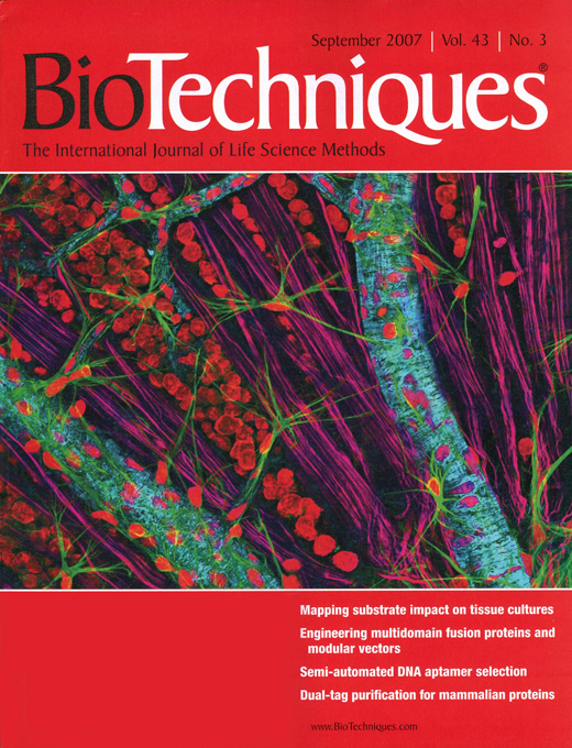 BioTech Cover September 2007
