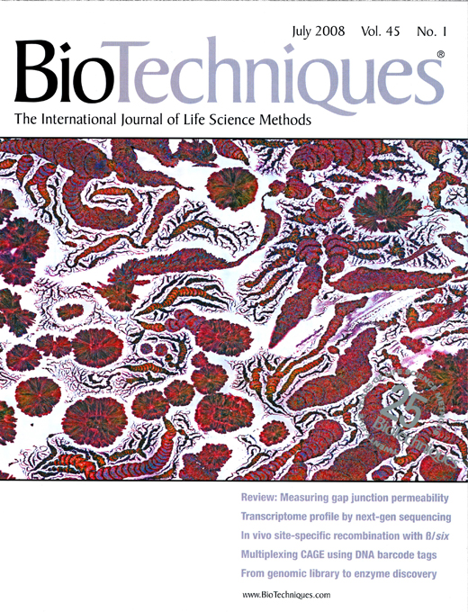 BioTech Cover July 2008